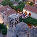 Fiestas in the area of Monemvasia